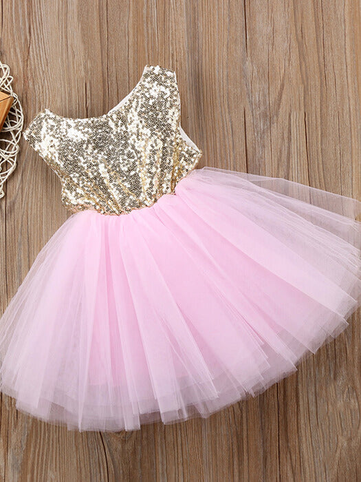 Best Bright Sequin Tulle Dress 50% OFF+FREE SHIPPING - Chill and Slay