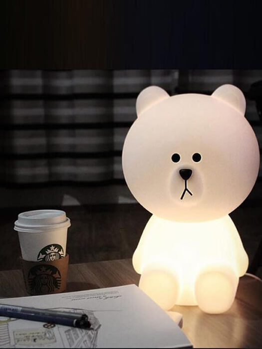 Awesome Brown Bear XL Lamp 50% OFF+FREE SHIPPING - Chill and Slay