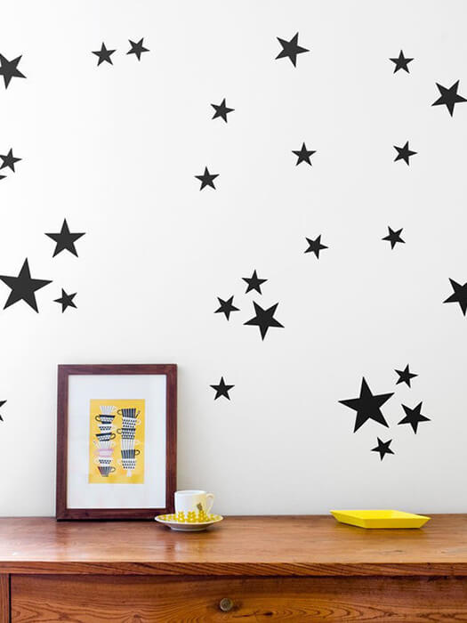 Best Star Wall Sticker Decor 50% Off-Free Shipping-Chill And Slay