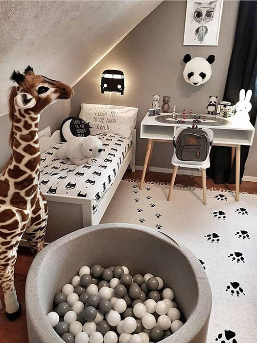 Best Animal Footprints Playmat 50% OFF+FREE SHIPPING - Chill and Slay