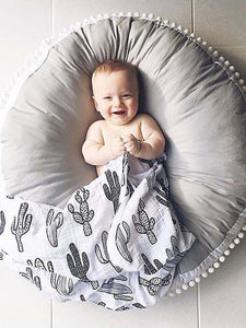 Best Pom-Pom Baby Mat Chill And Slay-50% Off-Free Shipping