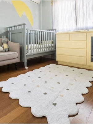 Best Polka Dot Biscuit Rug 50% OFF+FREE SHIPPING - Chill and Slay