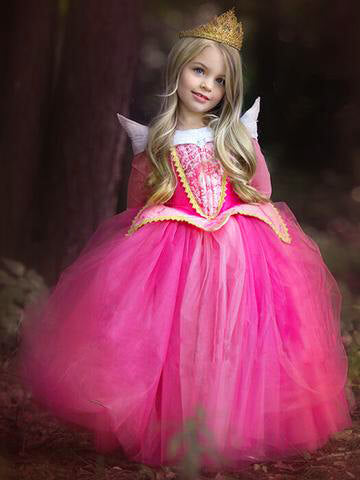 Best Sleeping Beauty Princess Dress 50% OFF+Free Shipping-ChillandSlay