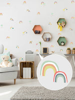 Best Rainbow Wall Sticker(48pcs) 50% OFF+FREE SHIPPING  Chill and Slay