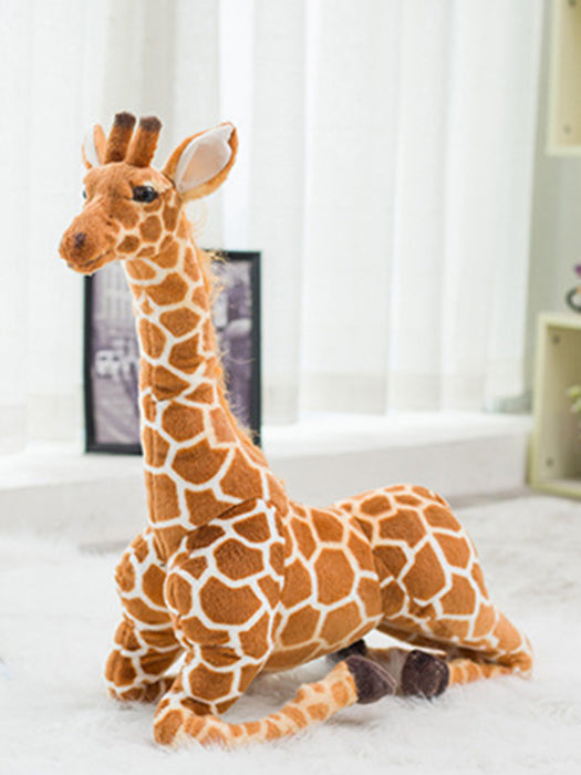 Awesome Stuffed Animals Giraffe Plush 50% Off-Free Shipping-Chill And Slay
