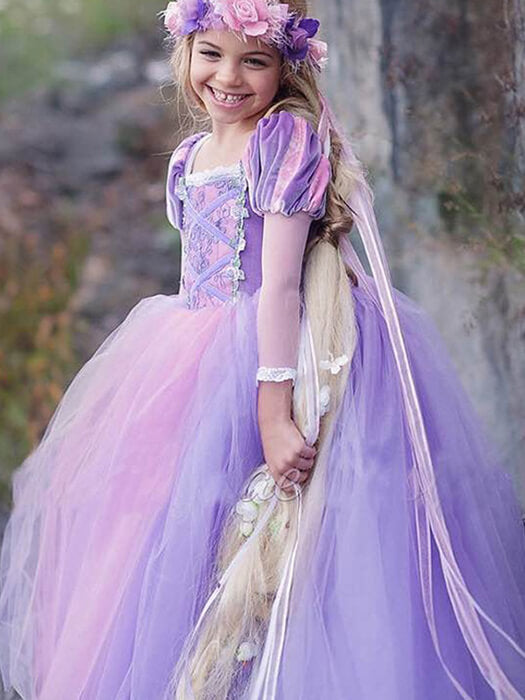 f8117f4ae4 Rapunzel Princess Dress. Best Rapunzel Princess Dress 50% OFF+FREE SHIPPING  - Chill and Slay