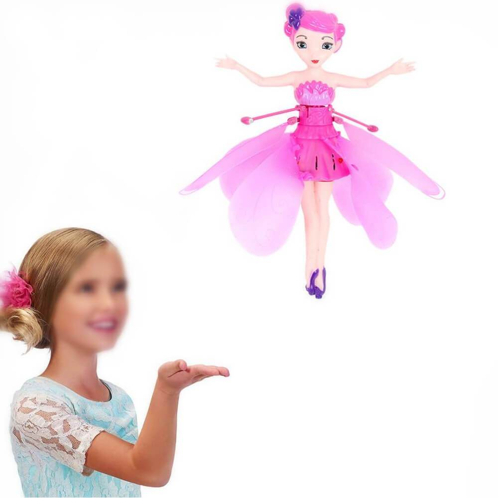 Best Magical Flying Fairy Doll 50% OFF+FREE SHIPPING - Chill and Slay