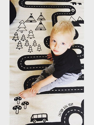 Amazing Adventure Crawling Playmat 50% OFF+FREE SHIPPING - Chill and Slay