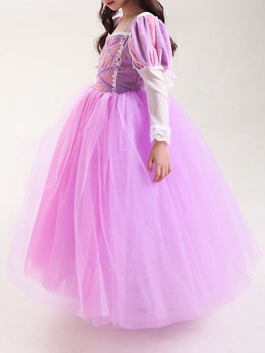 1f0dad3eef Best Rapunzel Princess Dress 50% OFF+FREE SHIPPING - Chill and Slay