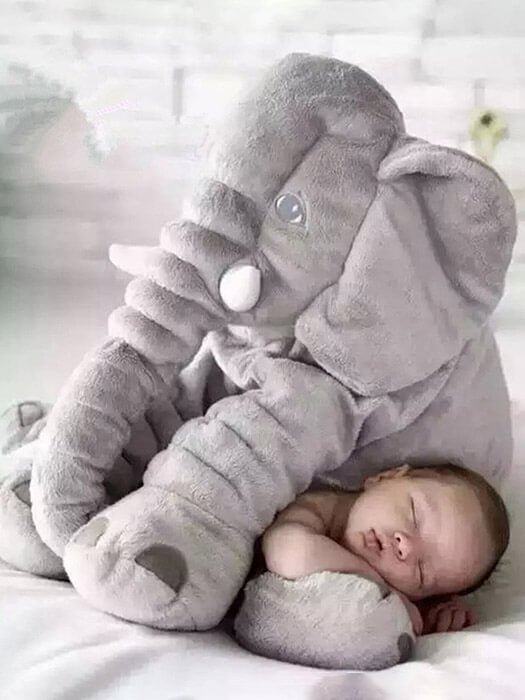 Best Baby Elephant  Pillow 50% off on Chillandslay with Free Shipping