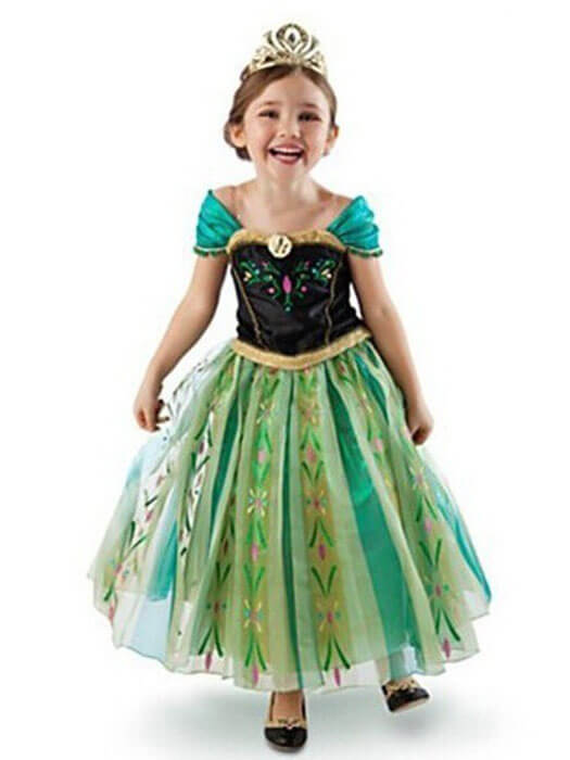 BEST Anna's Coronation Costume 50% Off-Free Shipping-Chill And Slay