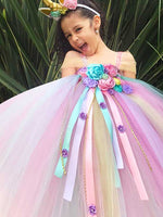 Enchanted Unicorn Princess Dress 50% OFF+FREE SHIPPING- Chill and Slay