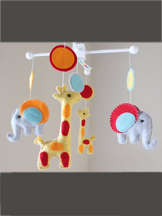 Best Giraffe And Elephant Mobile 50% OFF+FREE SHIPPING  Chill and Slay