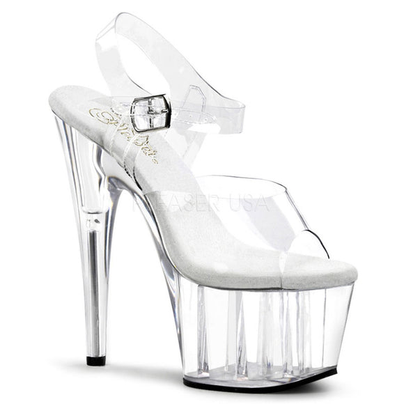 Pleaser Adore-708 Women's Exotic Dancing Ankle Strap 7