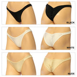 Women's, Lycra Scrunch Back Panty, Micro Mini Short (G-18)
