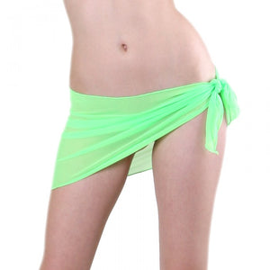 Lady's Short Mesh Wrap (WRAP-S)