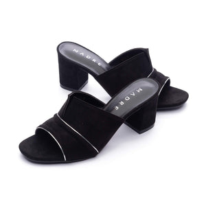 Athea Block Heels Madre Collection 35(4) BLACK
