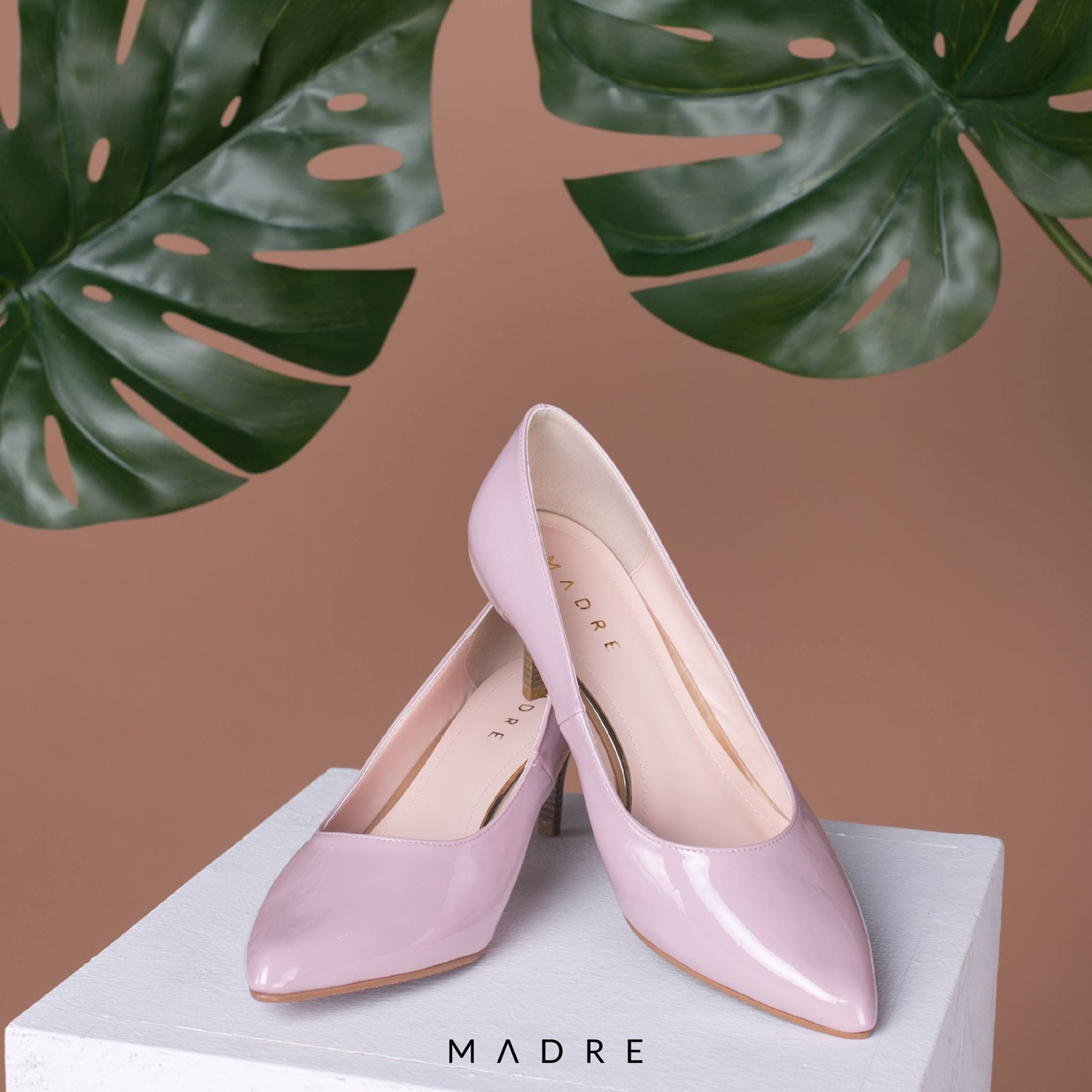 Chloe Heels Madre Collection 40 Light Purple