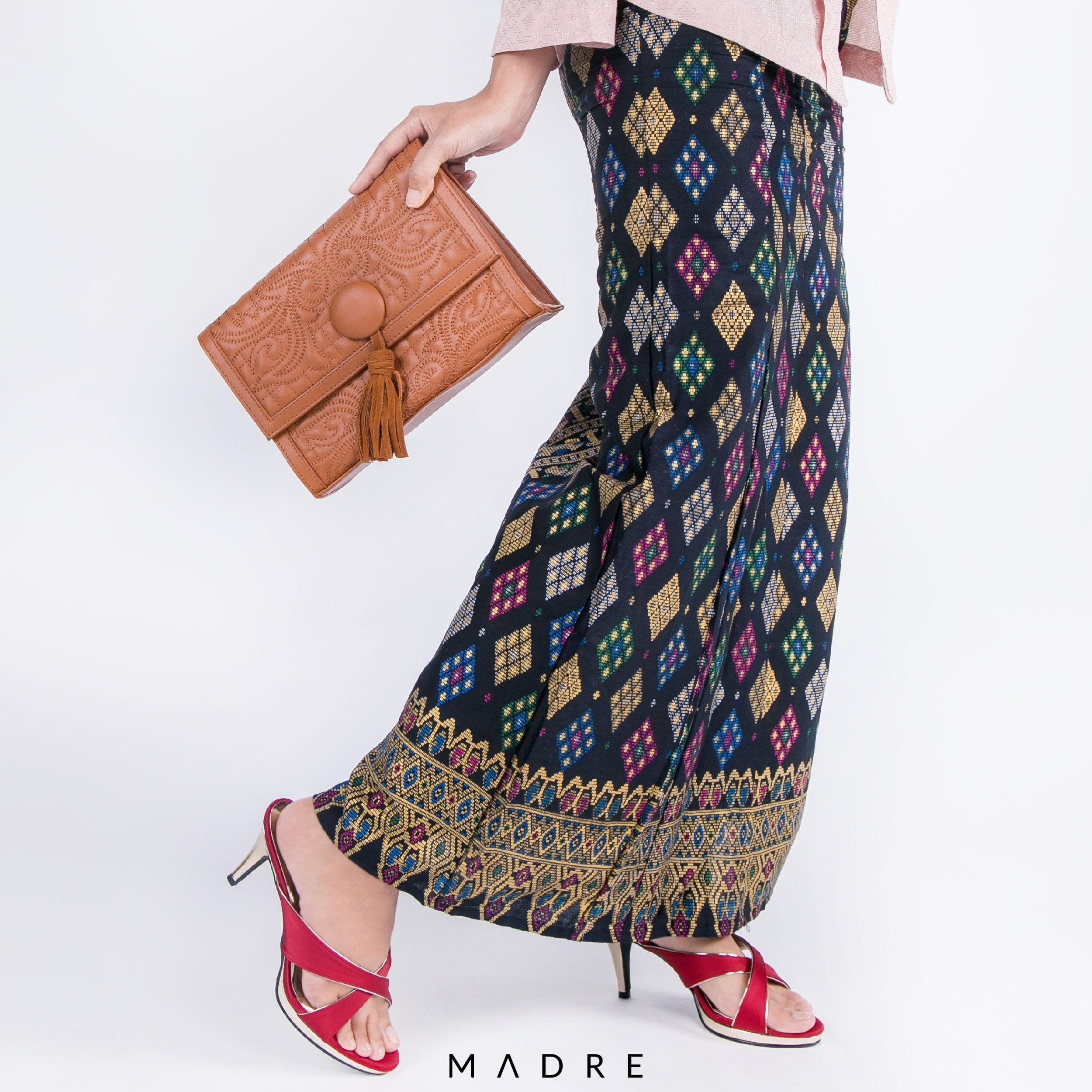 Saloma Heels Madre Collection