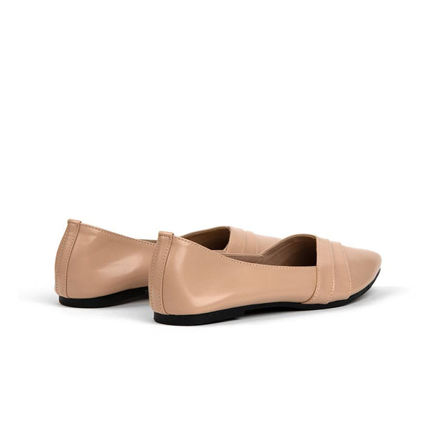Camilla Flat Shoes Madre
