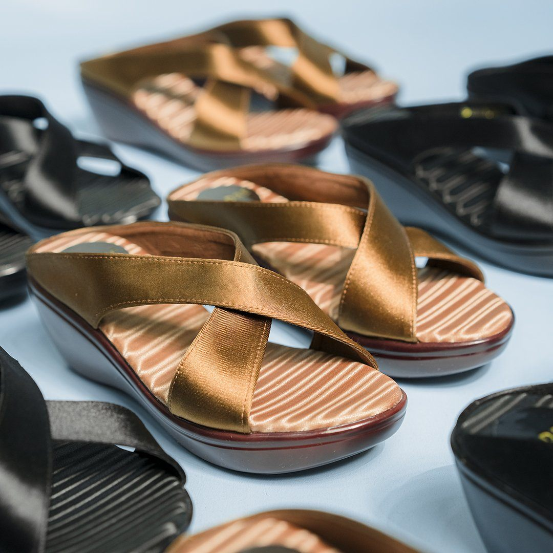 Safya Sandals Madre Collection
