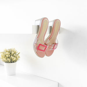 Calyta Heels Madre Collection 36 Pink
