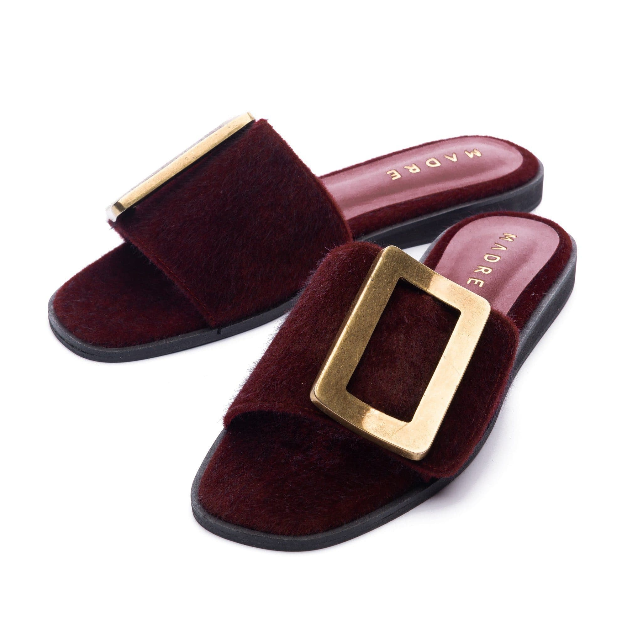 Rustica Flat Shoes Madre Collection