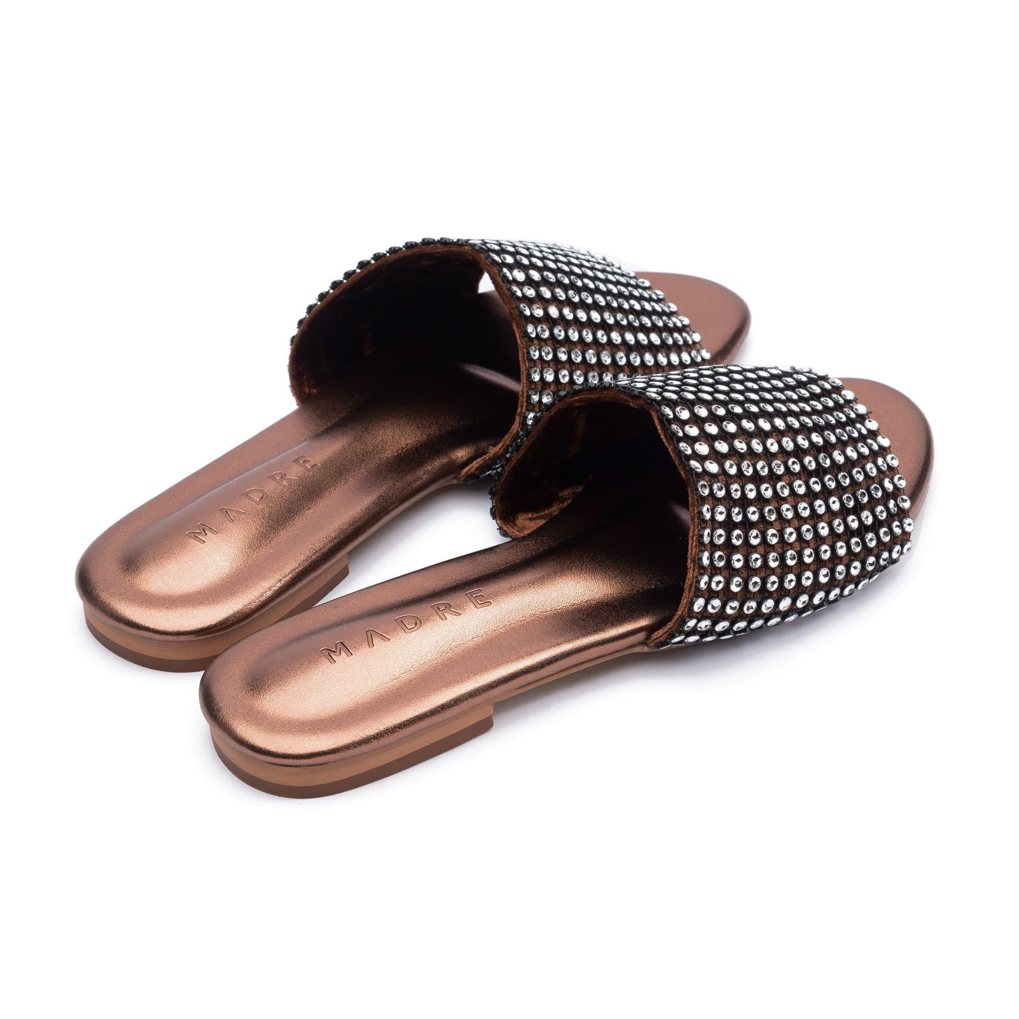Gamora Flat Shoes Madre Collection
