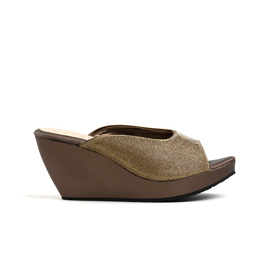 Mikal Wedges Madre 36 Bronze