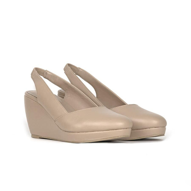 Reana X Wedges Madre 36 Latte