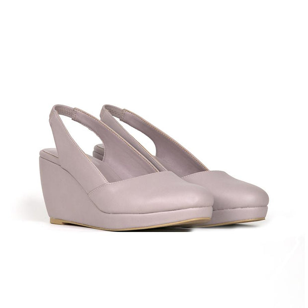 Reana X Wedges Madre 36 Lilac