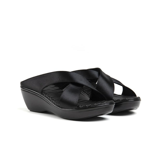Safya Sandals Madre 36 Black