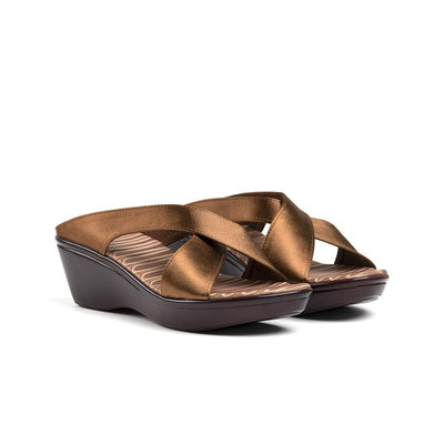 Safya Sandals Madre 36 Brown
