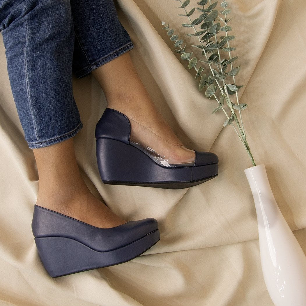 Starla Wedges Madre Collection