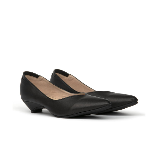 Vienna Heels Madre 36 Pebble Black