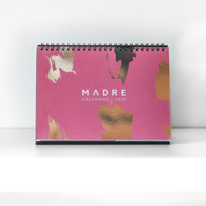 Madre Calendar 2020 Accessories Madre Collection