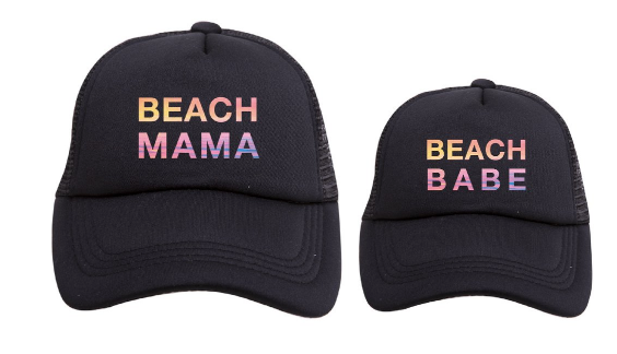 Beach Mama / Babe Trucker Hats