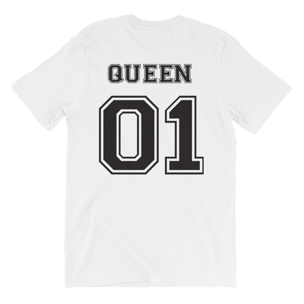 Queen - Short-Sleeve Unisex T-Shirt