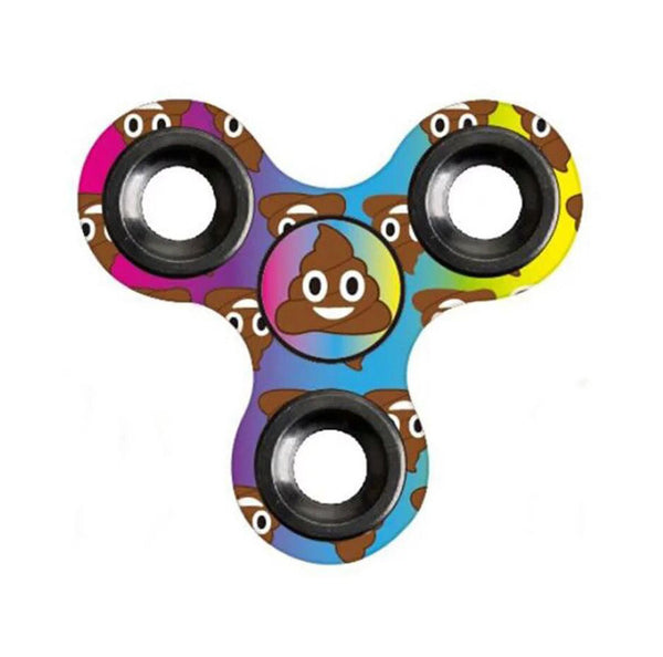 Fidget Spinner Triangle Single Finger Decompression Gyro Hand Spinner Finger Spinner toy