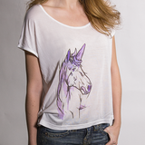 Unicone Girls Tee