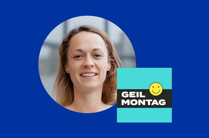 Talking purpose with Geil Montag