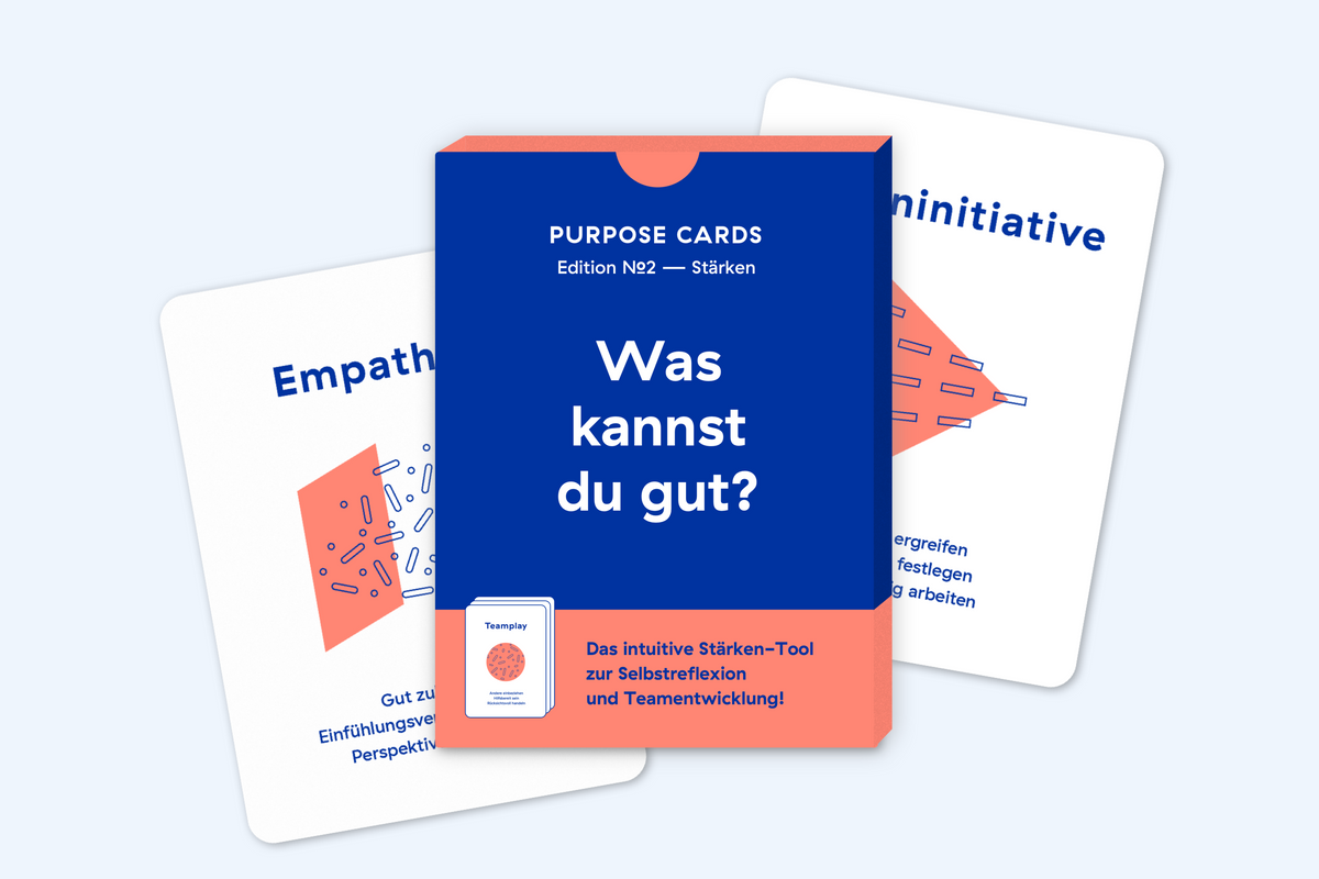 Purpose Cards Edition 2 — Stärken