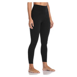 25″ Brushed Leggings w/ Pockets - Army Green Splinter Camo