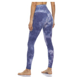 25″ Brushed Leggings w/ Pockets - Smoky Green