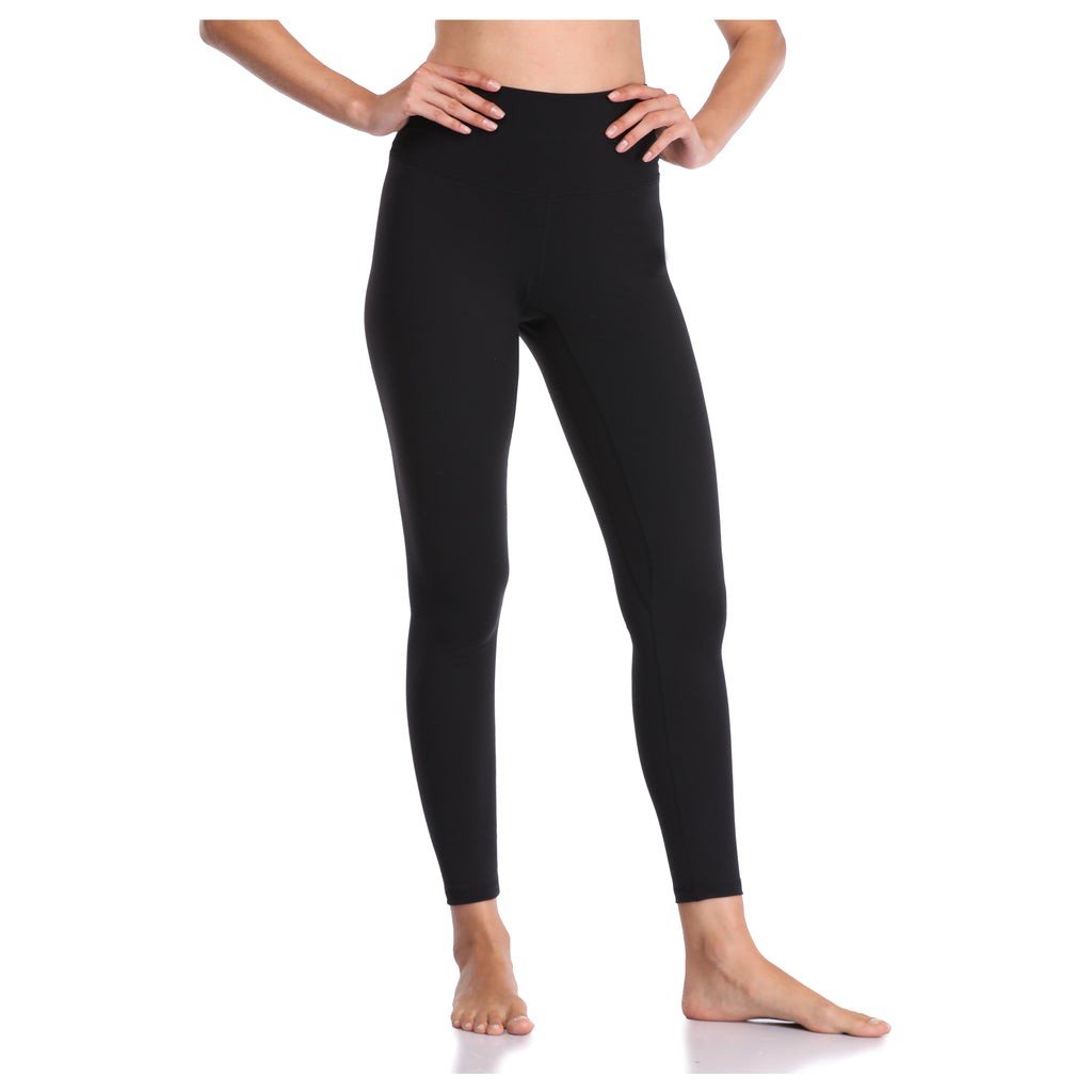 28″ Buttery Soft Full-length Leggings - Charcoal Grey