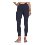 25″ / 28″ High Waisted Brushed Leggings - Sapphire Blue