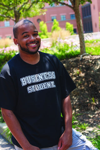 Business Student Tee
