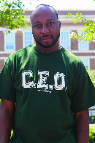 CEO in Training Tee