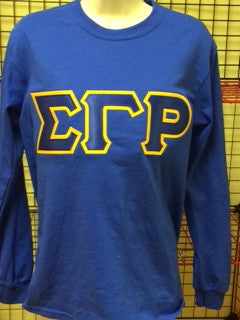 Sigma Gamma Rho Long Sleeve Tee