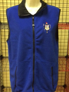 Sigma Gamma Rho Fleece Vest